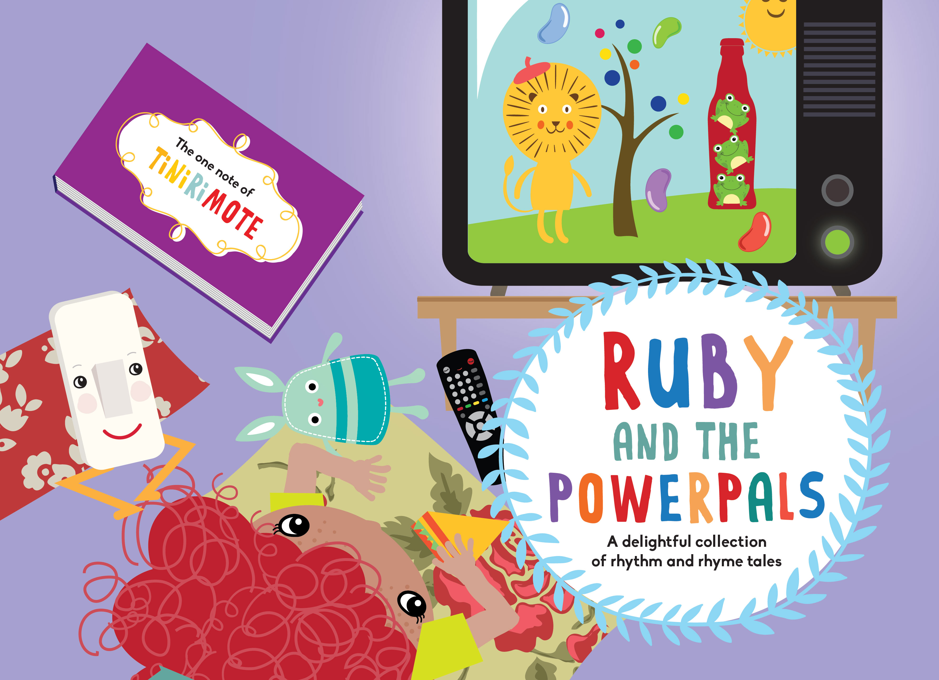 Ruby and the Power Pals eBook