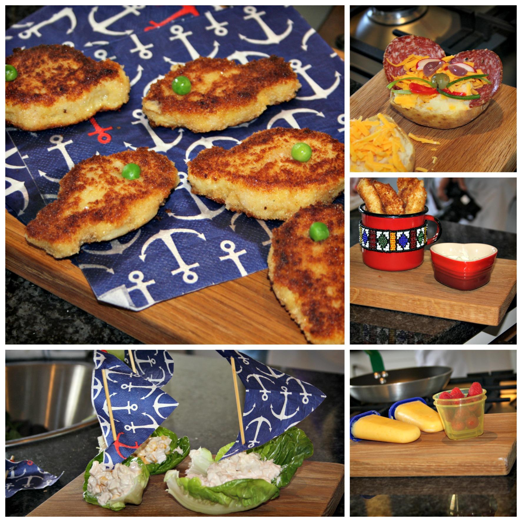 #momblogmeet Olivebranch food for kids