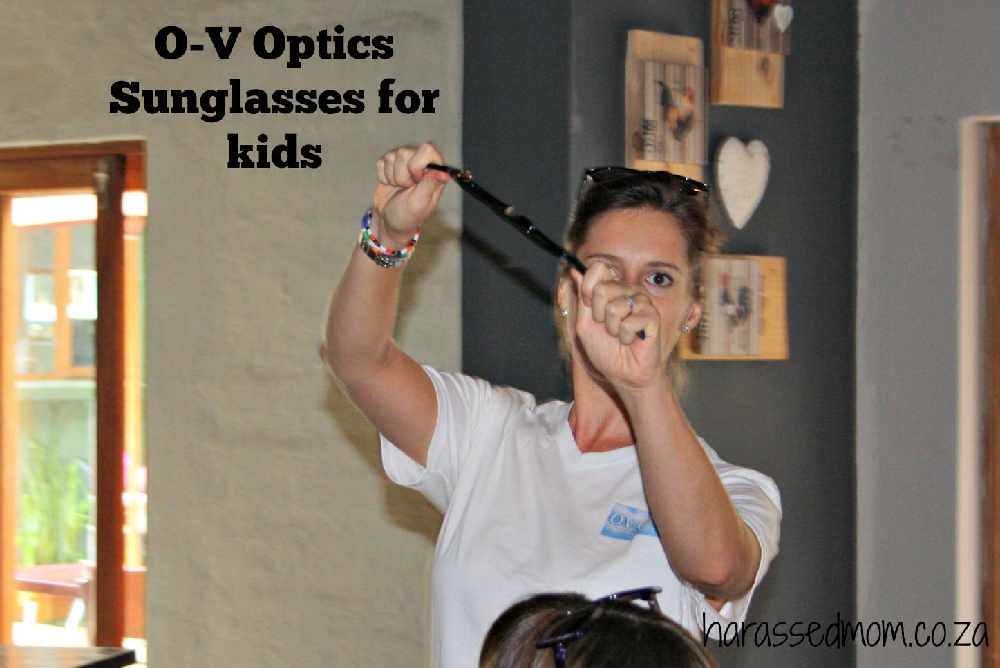 OV Optics Sunglasses for Kids