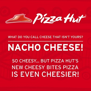 Pizza Hut Banner Ad