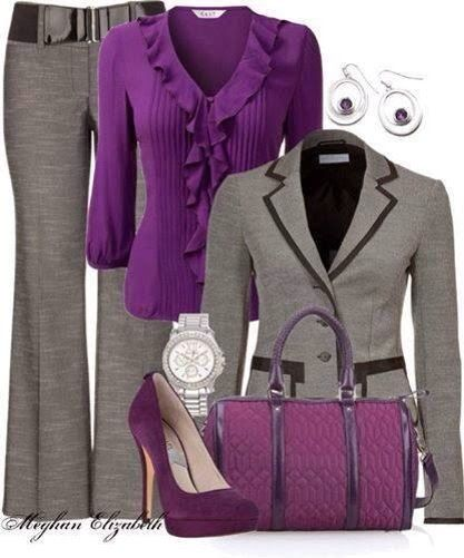 Business Suits and High Heels