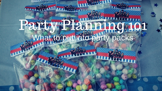 Party Planning|HarassedMom