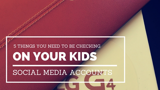 Things you need to check on your childs social media accounts|HarassedMom