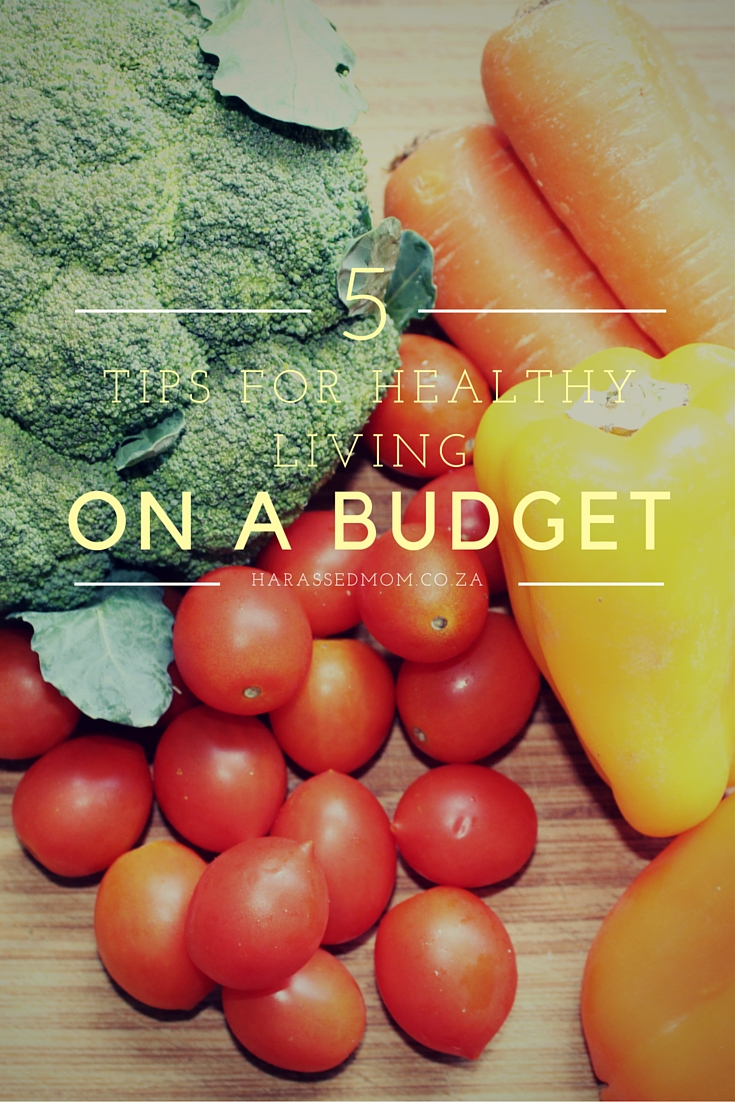 Healthy Eating on a Budget|HarassedMom