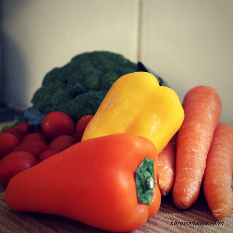 Healthy Eating on a Budget HarassedMom