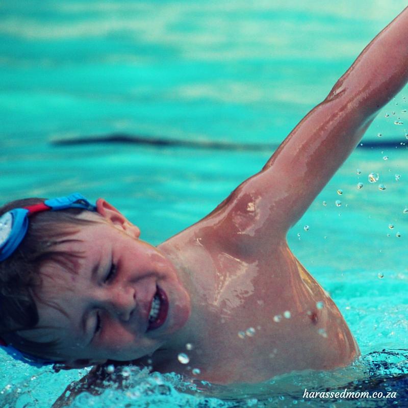 Swimming|HarassedMom