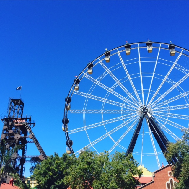 Gold Reef City|HarassedMom