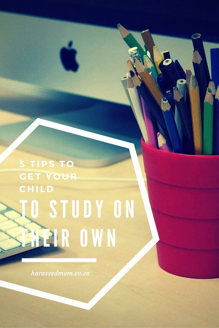 Study Tips|HarassedMom