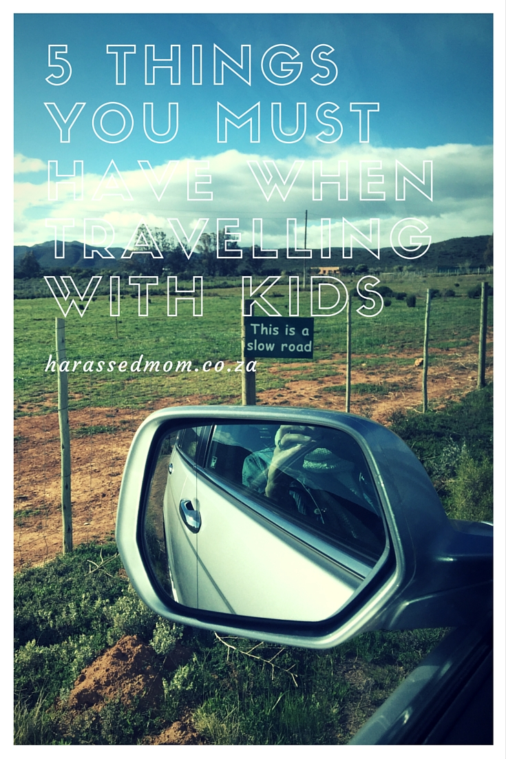 5 things you must have when travelling with kids|HarassedMom