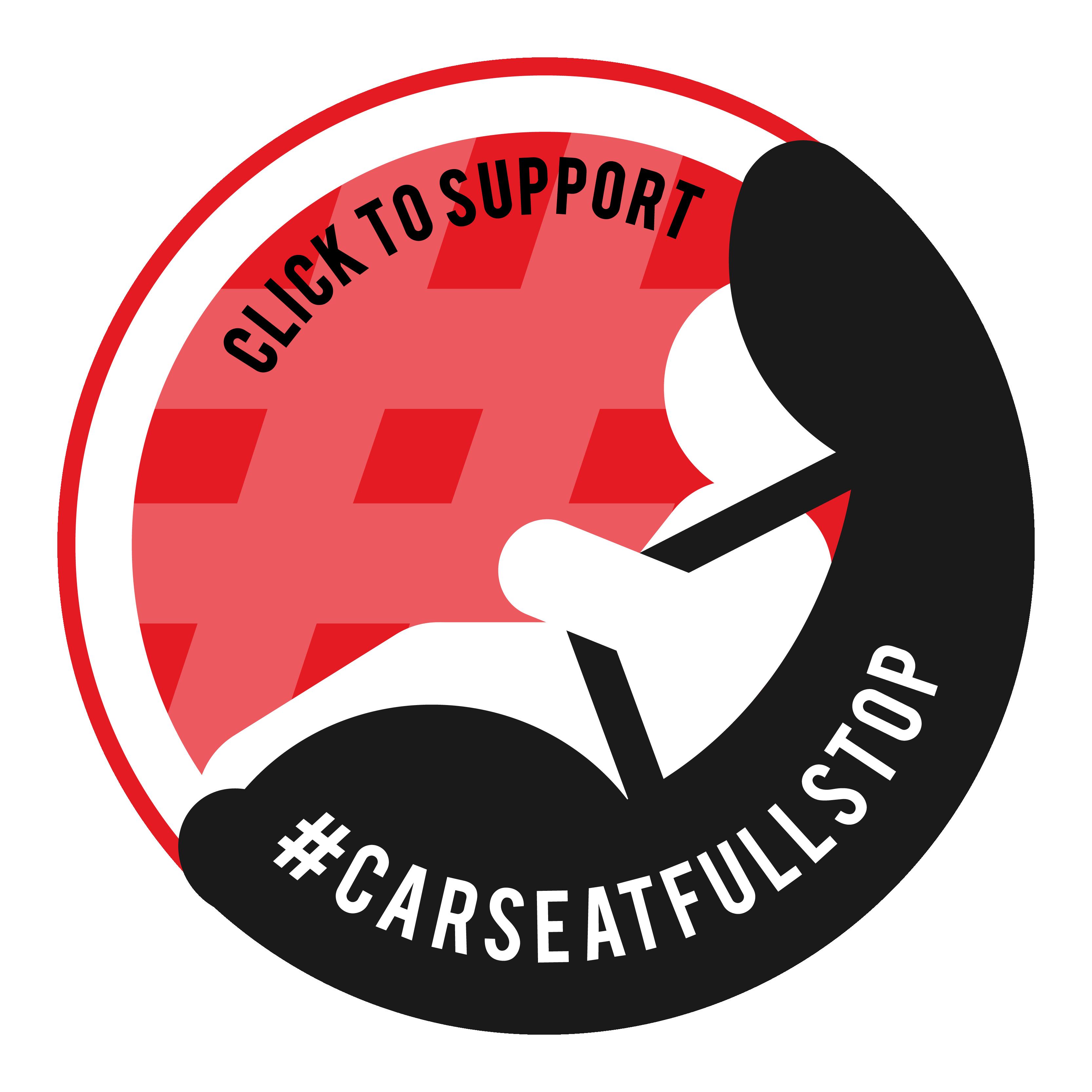 #CarseatFullstop|HarassedMom