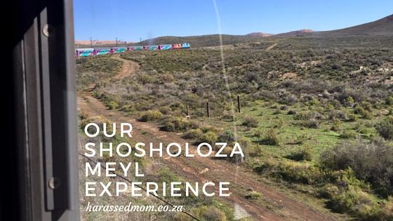 Shosholoza Meyl|HarassedMom