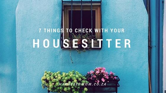 Housesitter|HarassedMom