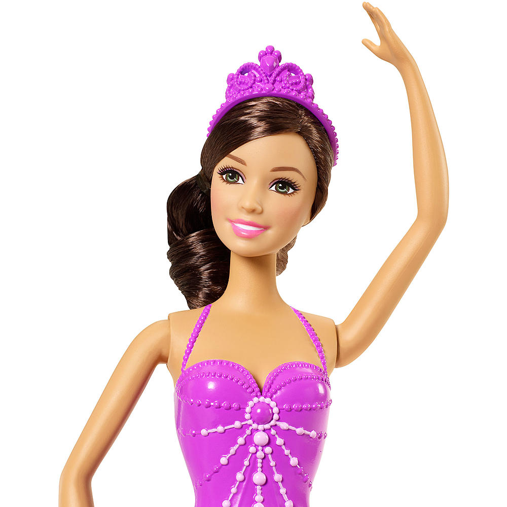 Win with barbie harassed but happy mommy blogger - Barbie ballerine ...