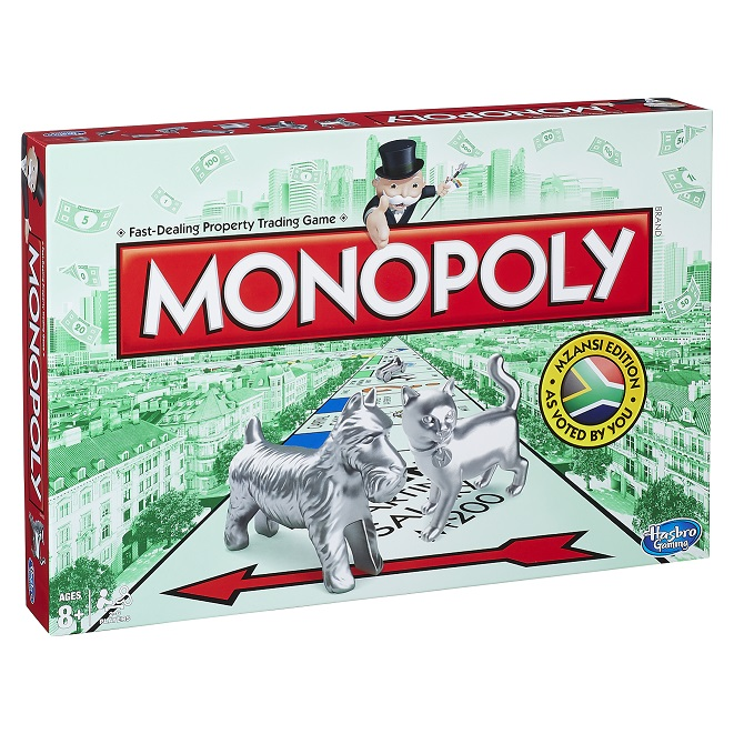 Monopoly Mzansi HarassedMom
