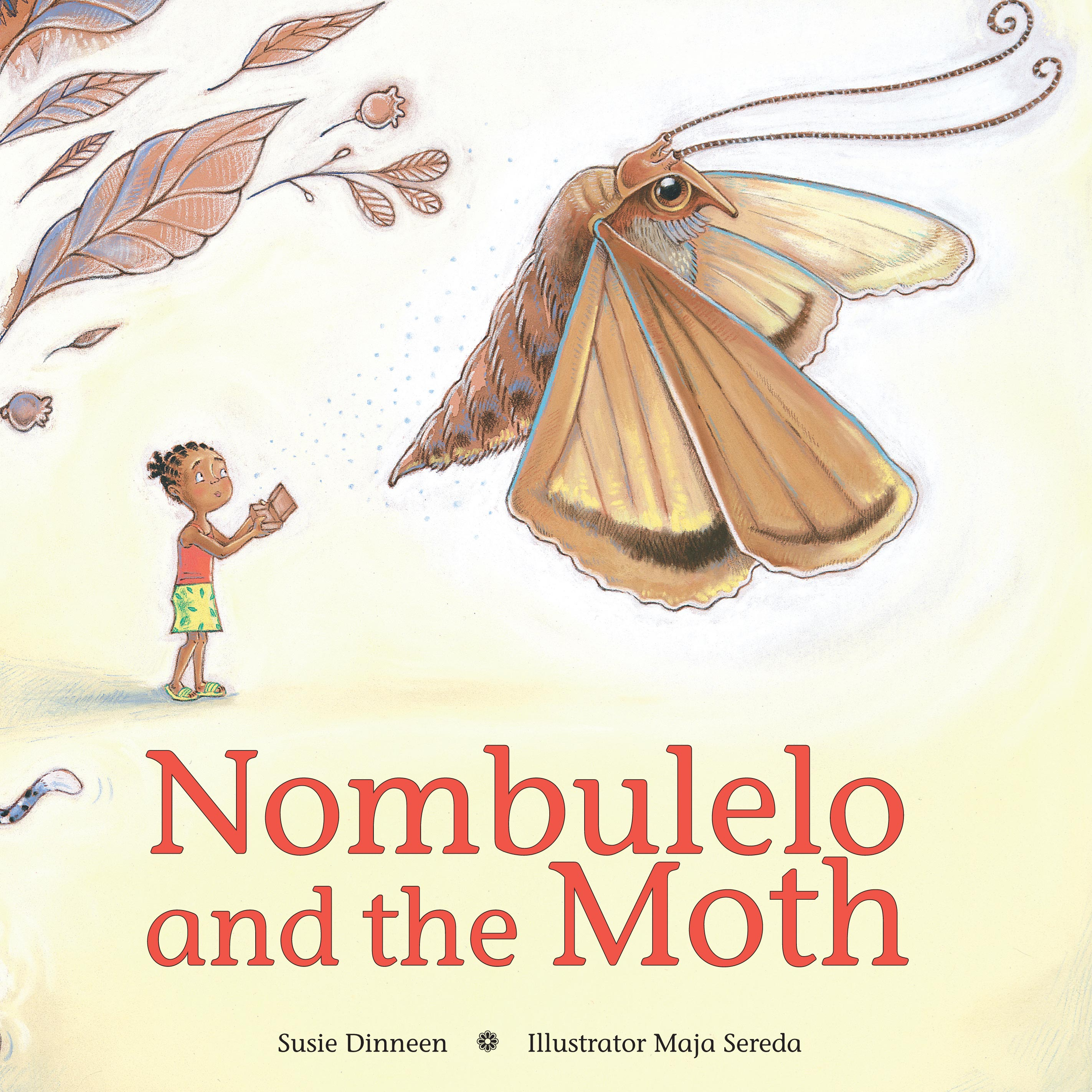 Nombulelo and the Moth|HarassedMom