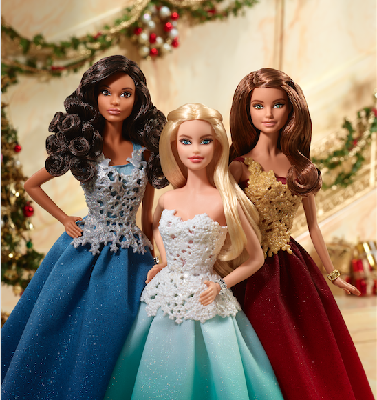 Holiday Barbie|HarassedMom