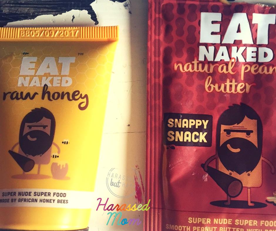 Eat Naked|HarassedMom