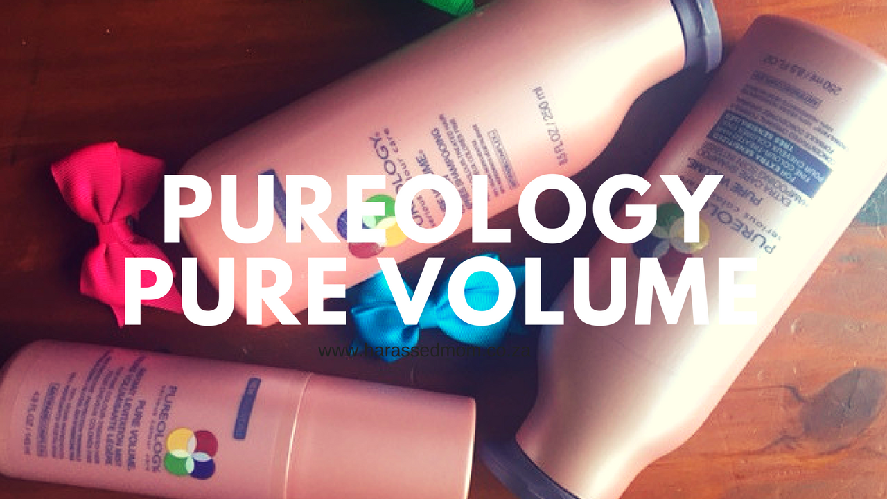 Pureology Pure Volume|HarassedMom