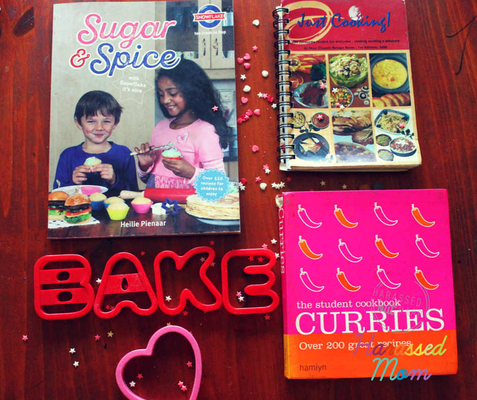 Recipes Books|HarassedMom