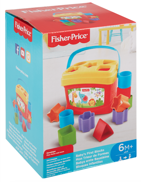 Fisher Price Play More|HarassedMom
