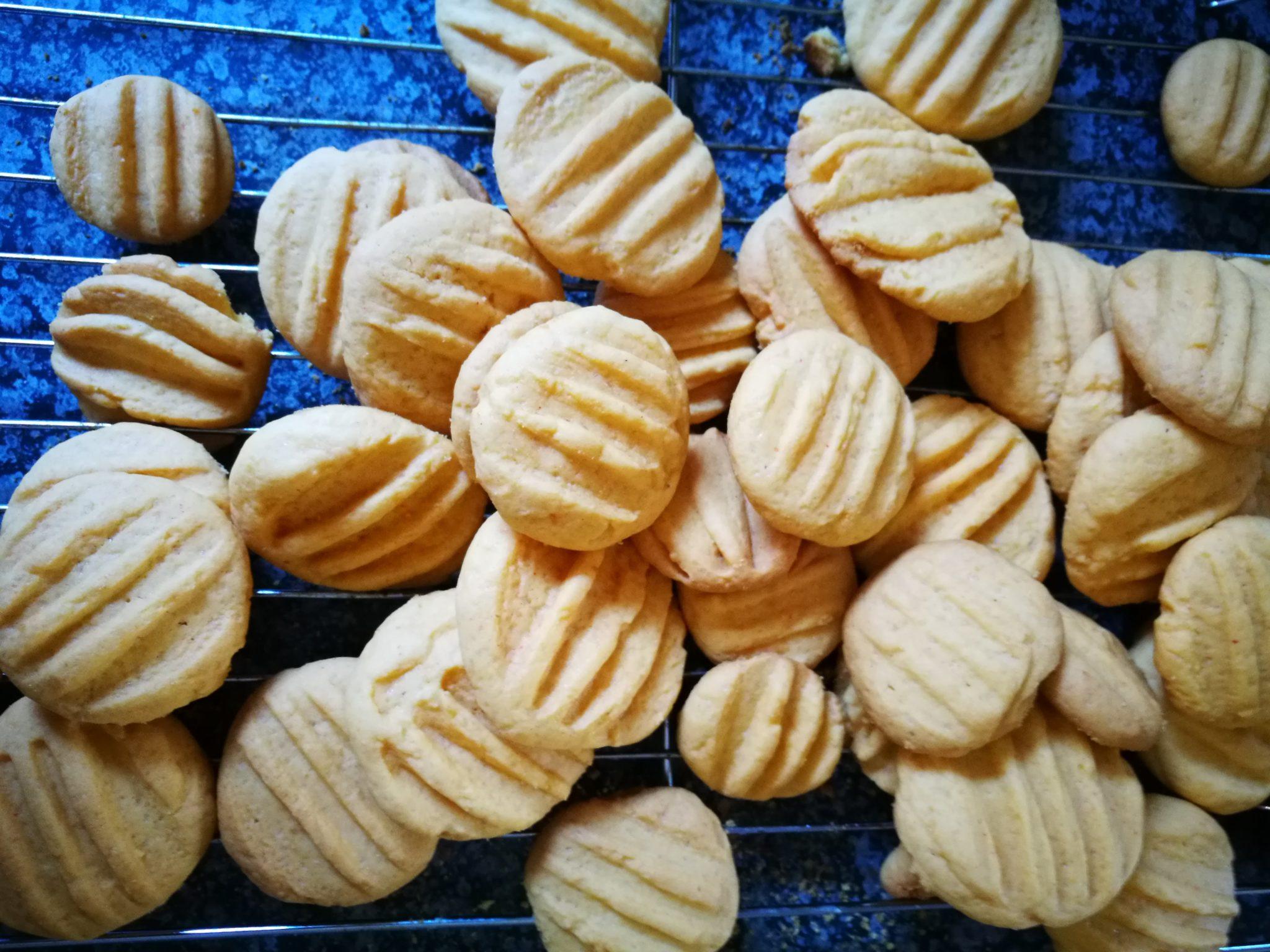 Custard Cookies|HarassedMom