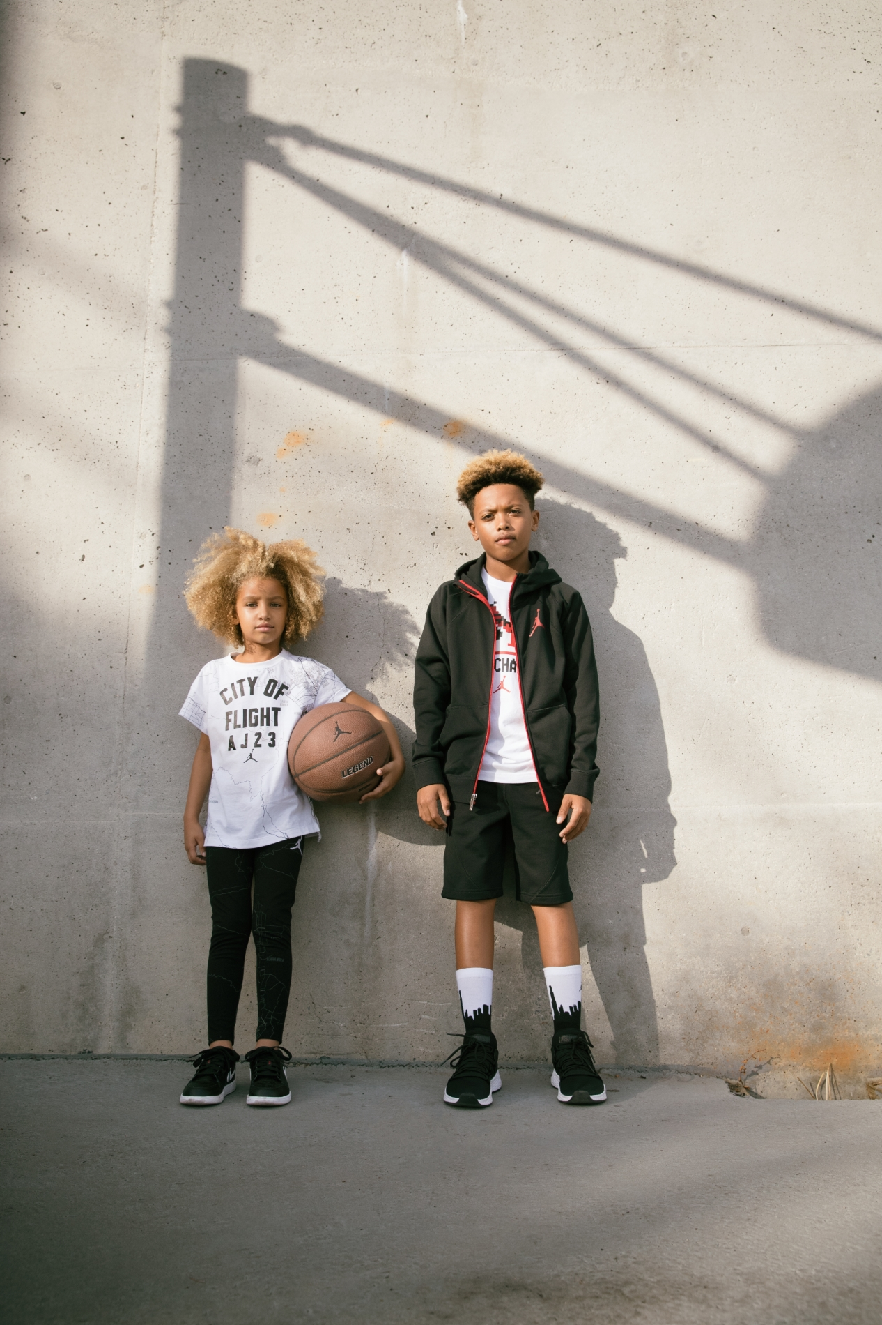 Win with Nike Converse Jordan Kids|HarassedMom