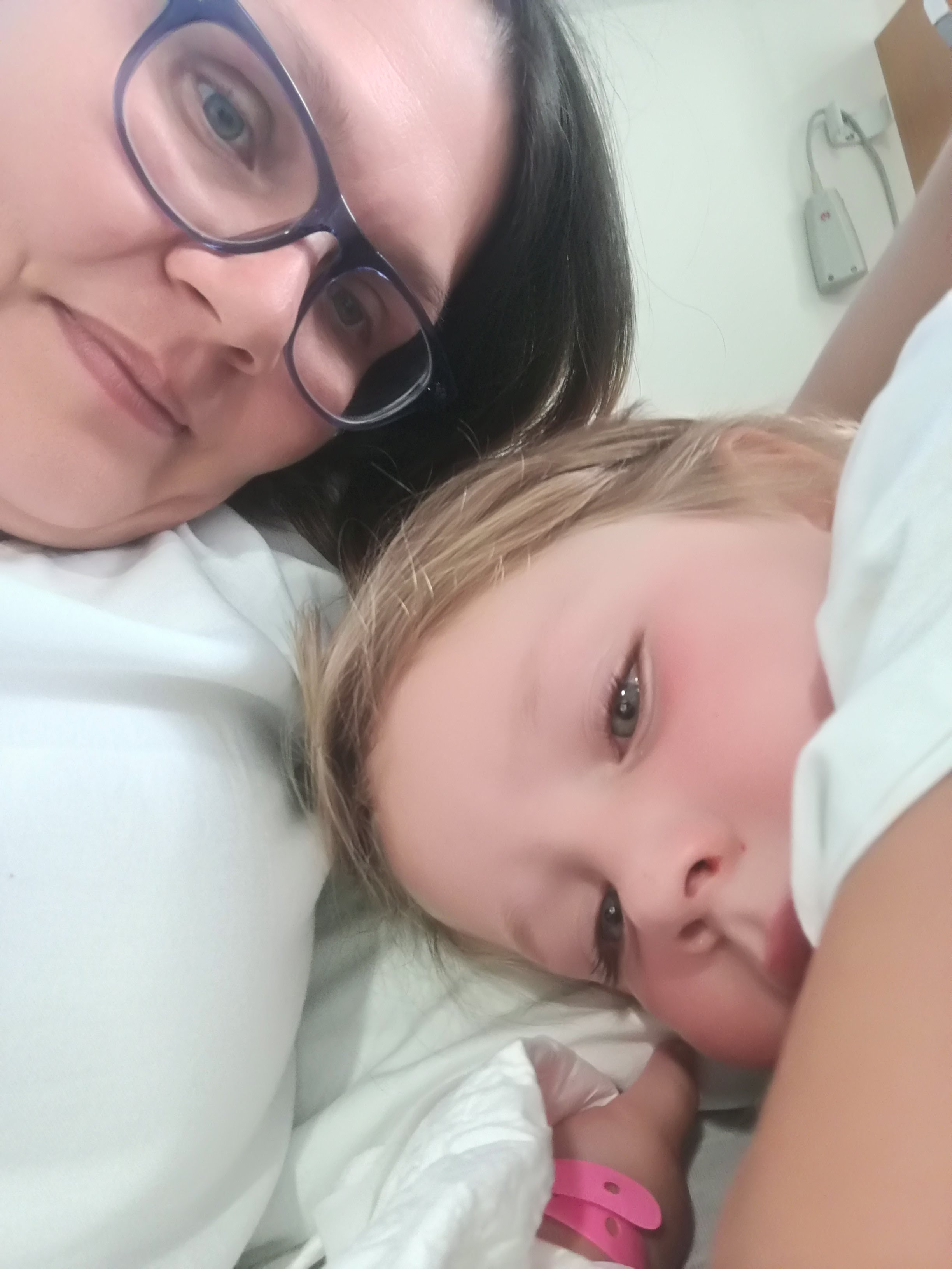 Having your kids tonsils out|HarassedMom
