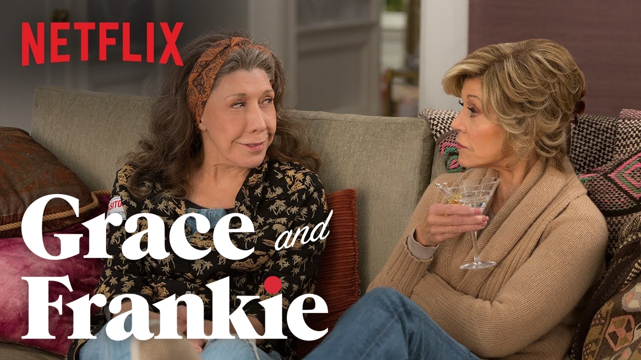 Grace and Frankie Netflix | HarassedMom