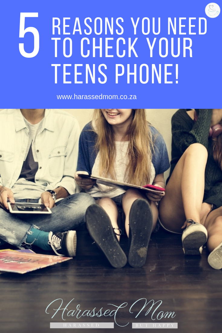 Why you need to be checking your child's social media accounts | HarassedMom