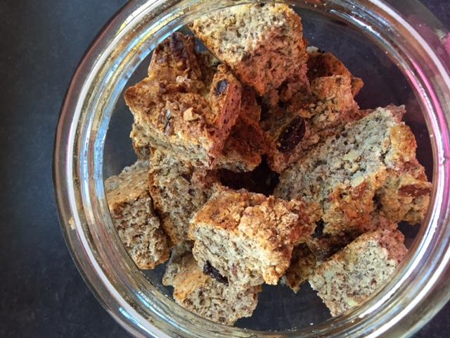 Gluten-free Rusks | HarassedMom