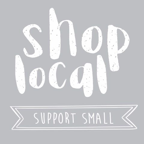 #ShopLocal #SupportSmall