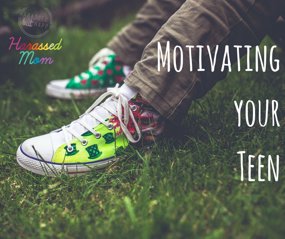 Motivating your teen