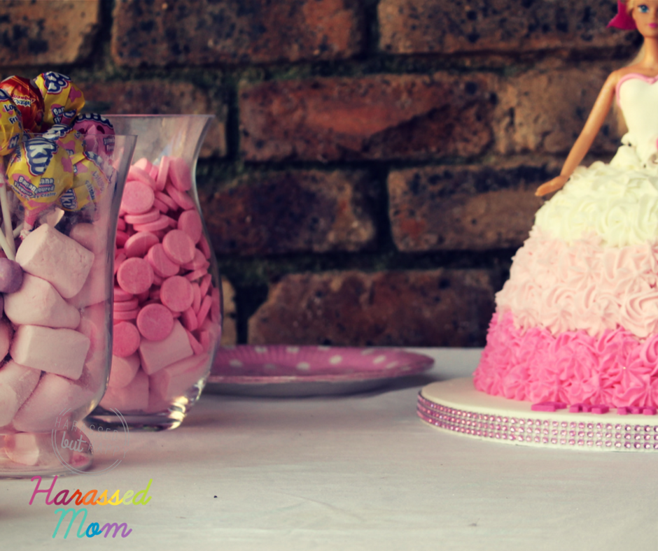 Barbie Party|HarassedMom