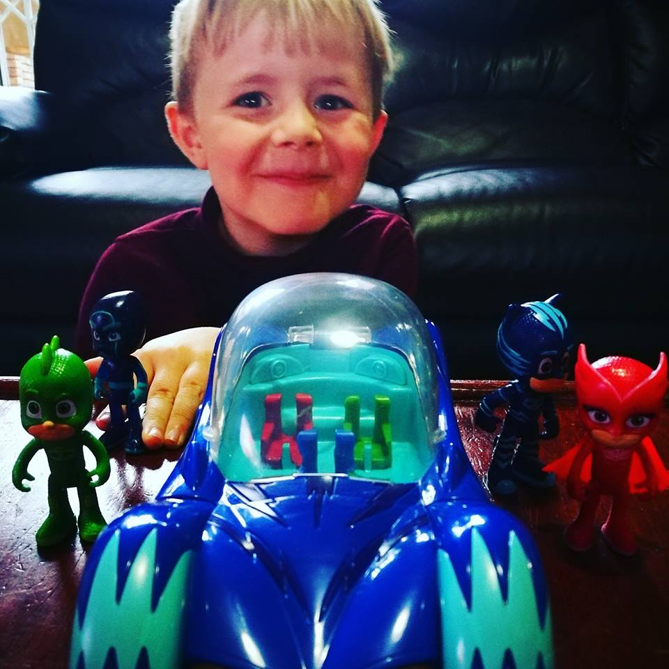win a pj mask set worth r1200  harassed but happy mommy