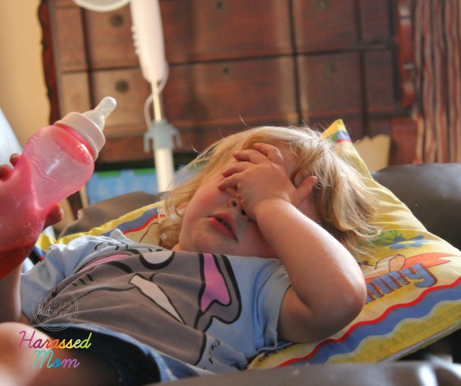 Toddlers and Teens|HarassedMom