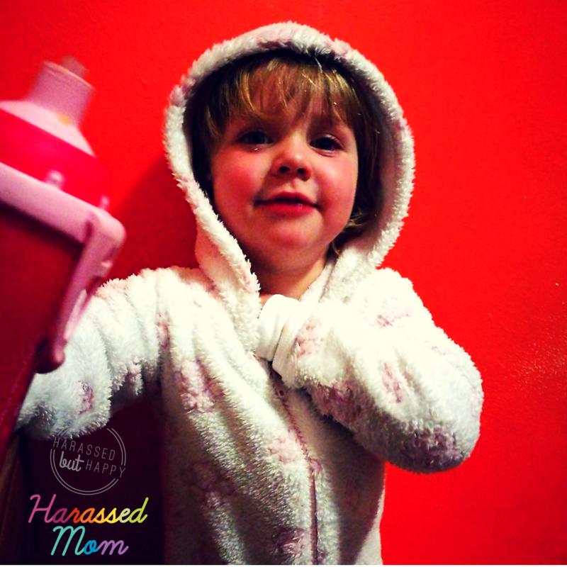 Tiring Three Year Old |HarassedMom