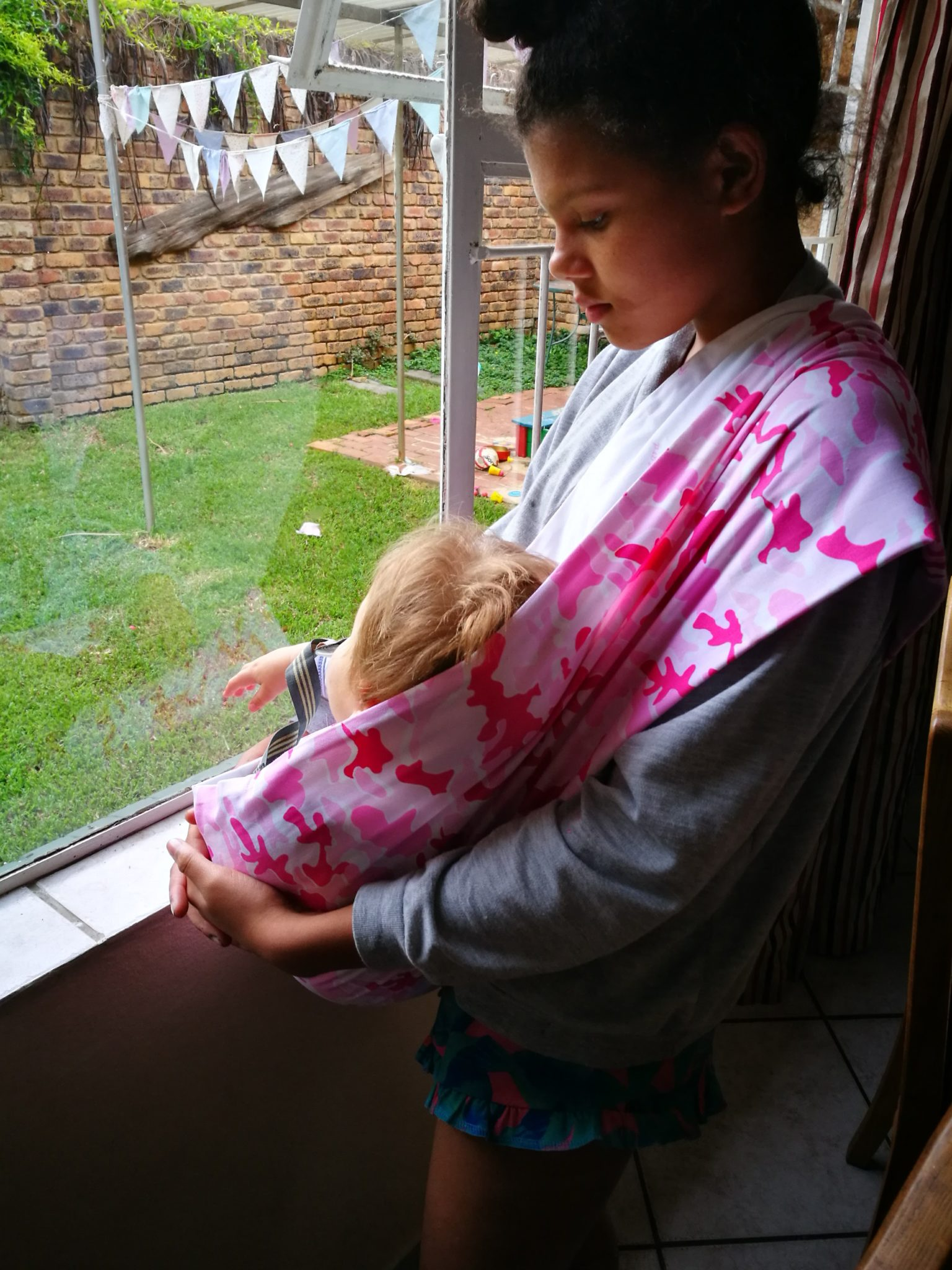 Baby Sling|HarassedMom