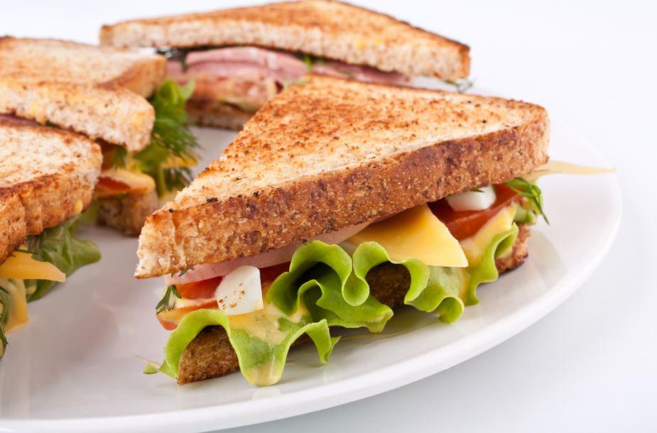 Sasko Club Sandwich|HarassedMom