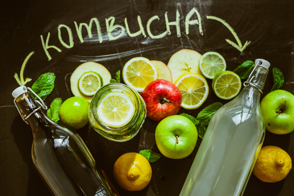 Benefits of Kombucha | HarassedMom