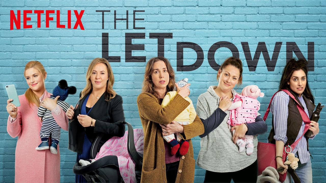 Let Down Netflix | HarassedMom