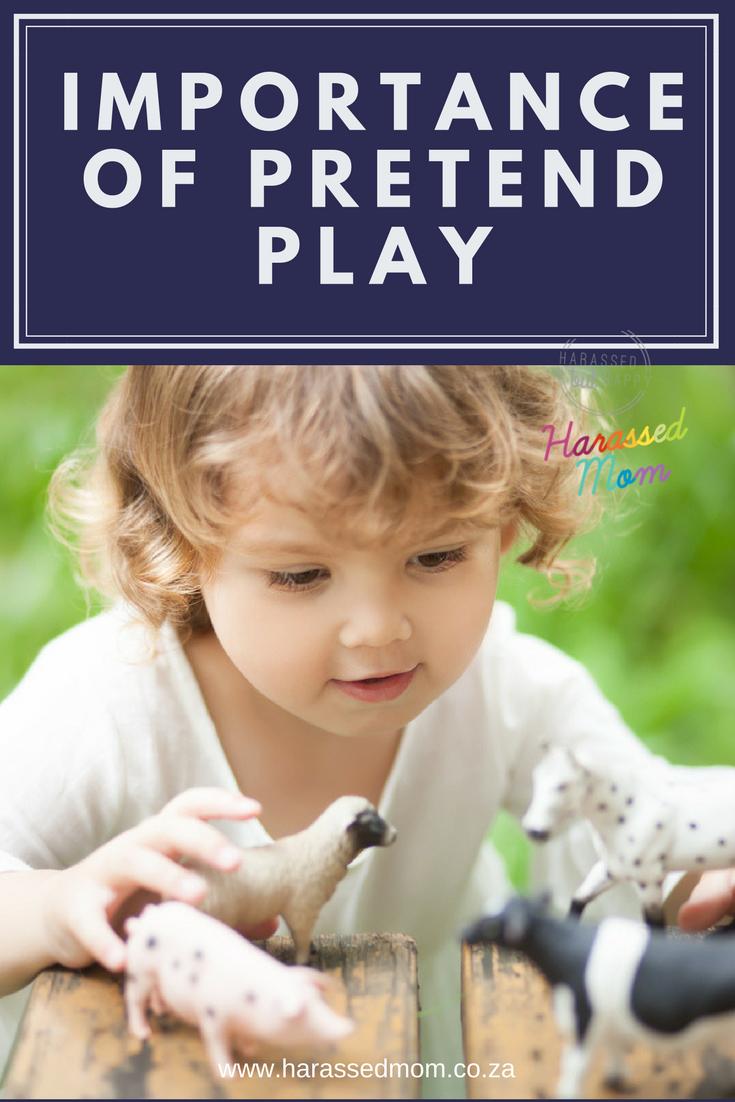 Pretend Play | HarassedMom