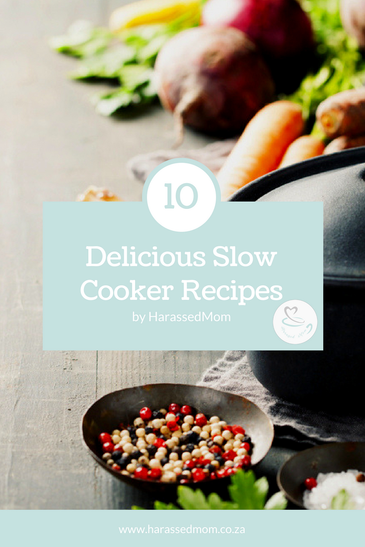 Slow Cooker Post Round Up | HarassedMom
