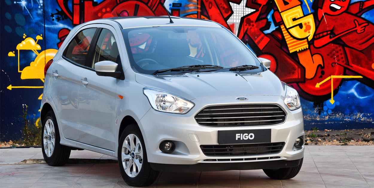 #GoMakeWaves in the new Ford Figo