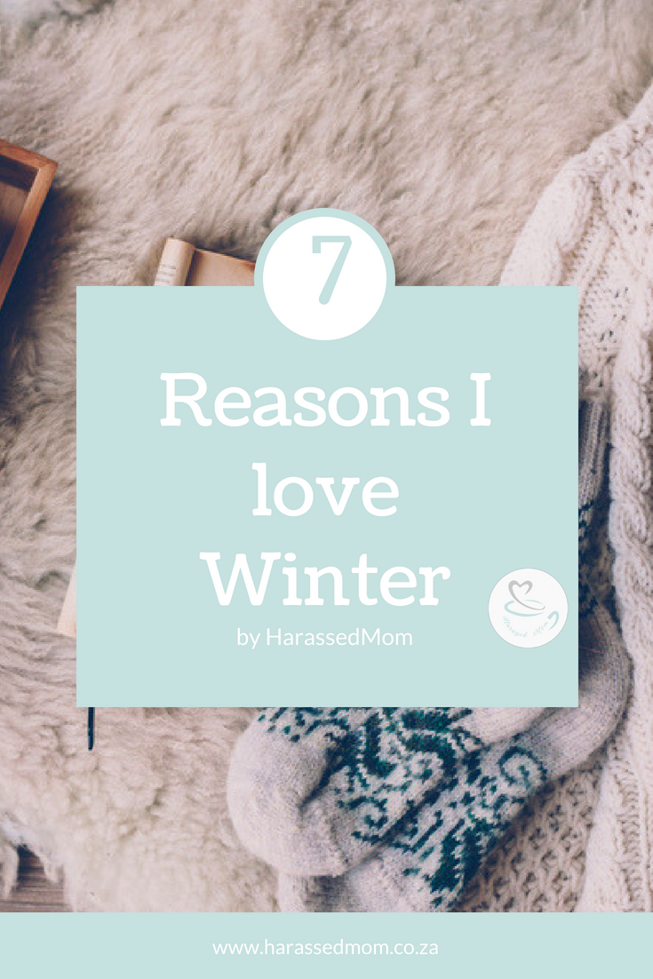 Winter Makes Me Happy|HarassedMom