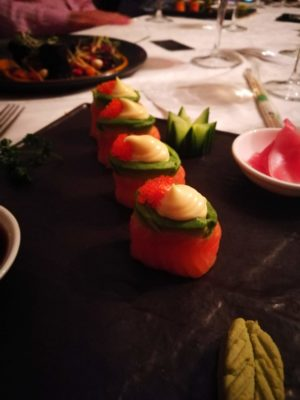 Dinner at Signature Restaurant | HarassedMom