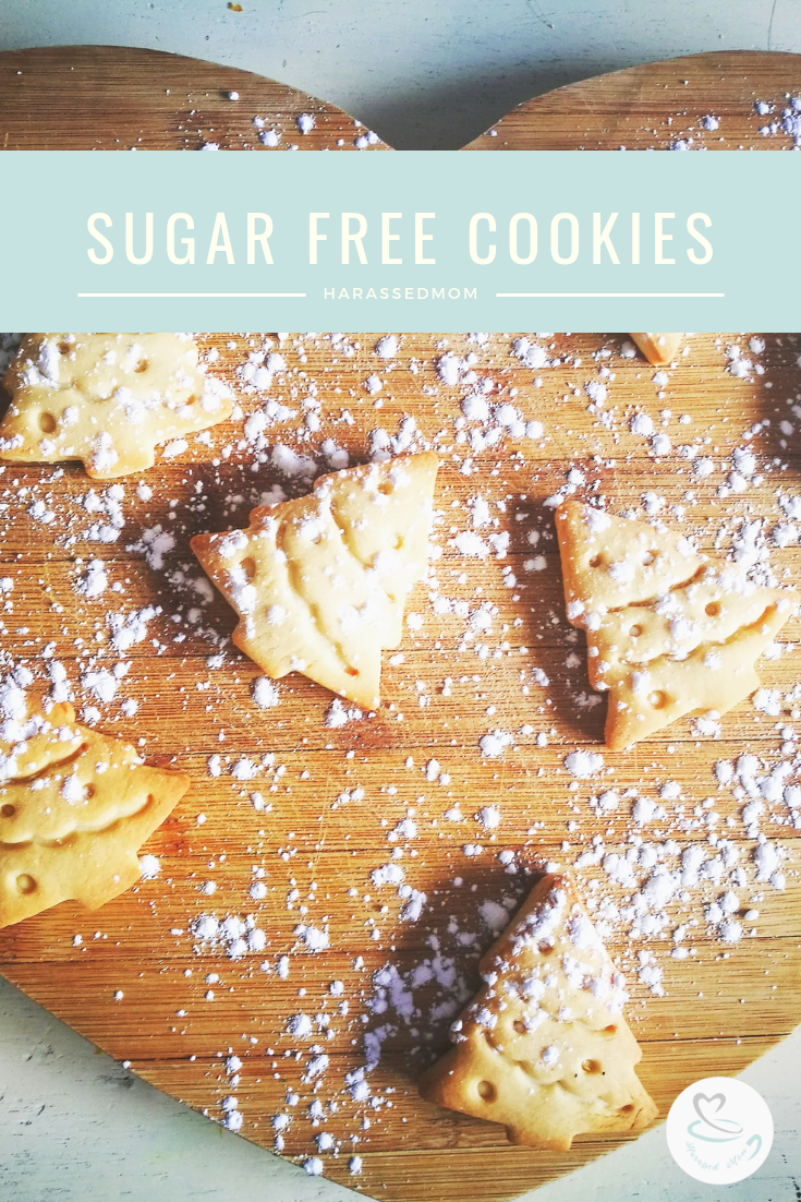 Guilt Free Christmas Cookies | HarassedMom
