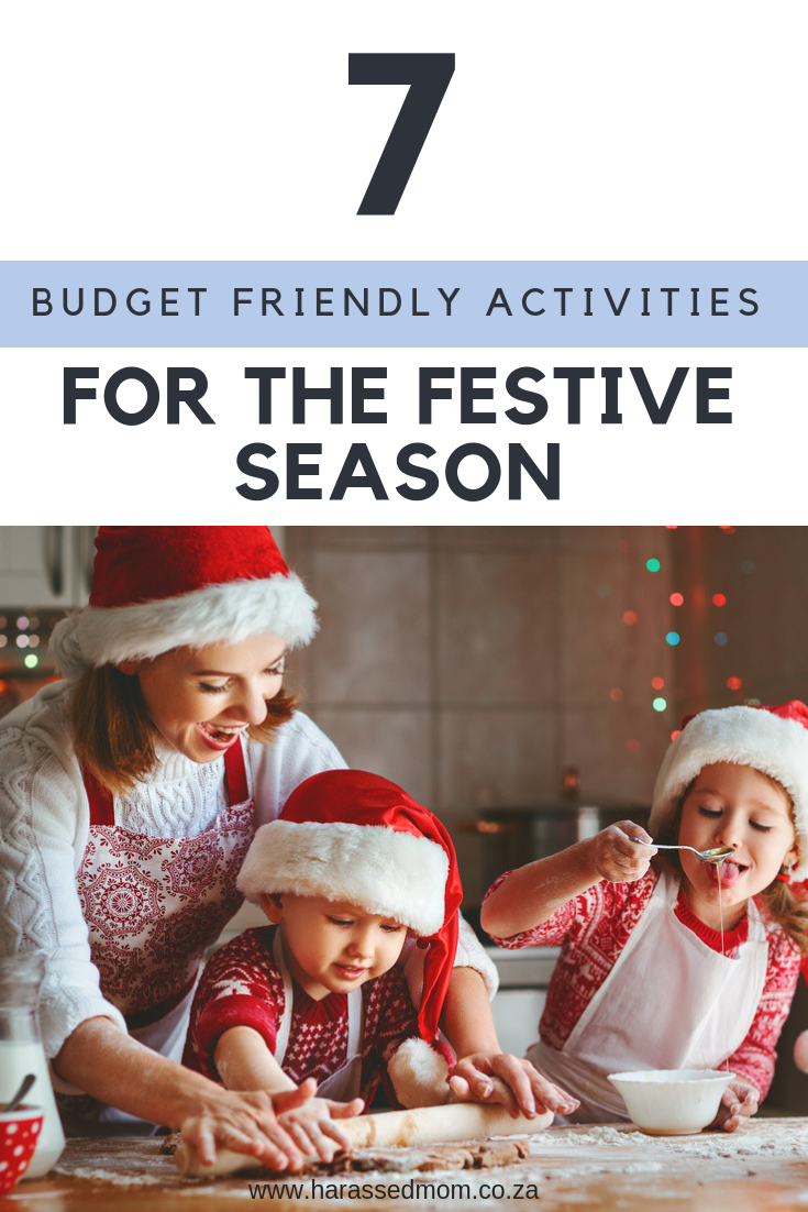 Budget Friendly Activities For Kids | HarassedMom