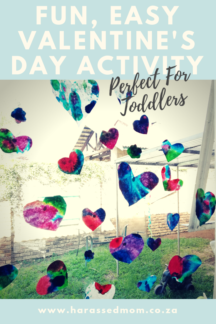 Fun Valentine's Day Activity | HarassedMom