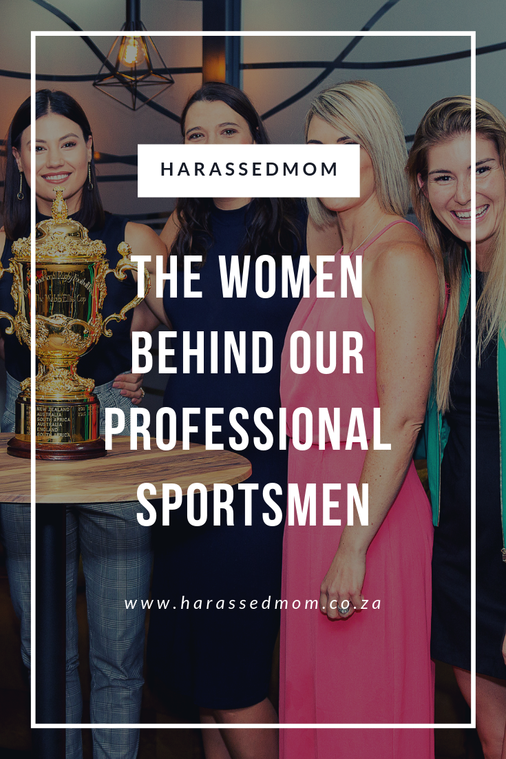 The women behind our rugby players | HarassedMom