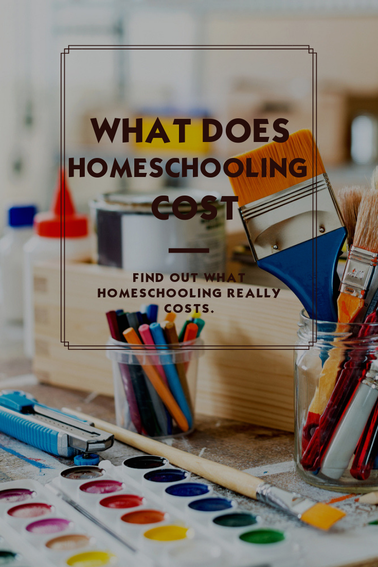 What does homeschooling cost | HarassedMom